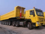 Good Quality 3 Axles 6 Axles 30tons 50tons 60tons 80tons Front Lifting Tipper Dump Trailer