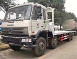 Good Quality Dongfeng 8X4 Type 40tons Tow Truck Flat Bed
