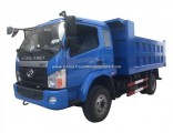 Good Quality 4X2 4X4 5tons 6tons 7tons 8tons 10tons Foton Forland Dump Truck Tipper