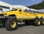 Good Quality Dongfeng 6X6 Awd Desert Tour Bus