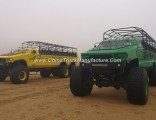 Dongfeng 6X6 Awd off-Road Desert Tour Bus Truck