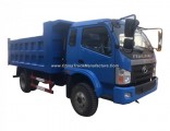 Foton Forland 5tons 8tons 4X2 4X4 Special Small Dump Truck for Sale