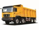 Shacman F2000 8X4 Right Hand Drive 50 Ton Dump Truck