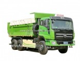 Chengli Supply 10 Wheel off Road 6X6 Dump Truck
