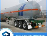 61.9cbm Gas Tanker Trailer for Sale