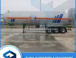 61.9m3 LPG Tank Semi Trailer for Sale