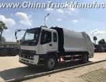 Isuzu Ftr 12cbm Compactor Garbage Vehicle