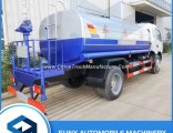 6000 Liters 8 Tons Sprinkler Vehicle Water Tank Truck