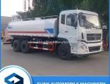 Dongfeng 6X4 20000 Liters Water Tank Sprinkler Tanker Truck
