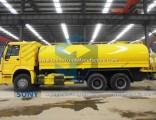 290HP / 336HP Sino HOWO 20000 Liters Heavy Special Water Tanker 6X4 Tank Truck Transport Water
