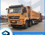 Shacman Dump Truck 12 Wheelers 30 Cubic Meters Tipper Truck