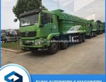 Shacman H3000 Man Axles 8X4 12 Wheeler Tipper Trucks for Sale