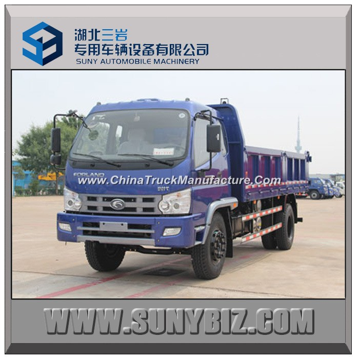 3t to 5t Forland 4X4 Dump Truck