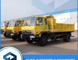 190HP 8t 10t 12t 4X2 6 Wheels off-Road Heavy Duty Dump Truck Tipper Dumper