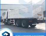 40t 50t 12 Wheeler Dump Truck Weichai Engine 380HP