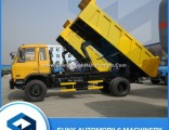 6 Wheel China 10 Ton DFAC 4X2 Mini Dump Tipper Truck for Sale