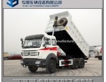 50t 6X6 Beiben Benz Heavy Dump Truck