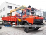 10t 12t 14t Crane Truck Dongfeng 6X4 Truck with Crane