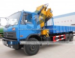 10t Knuckle Boom Crane with Dongfeng 6X4 Crane Truck