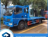 4 Ton Flatbed Excavator Transport Truck Low Price Sale in Pakistan