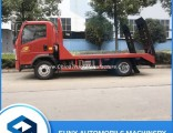Low Price HOWO Load Bed Flat Bed Truck Flat Bed Sheet for Sale