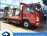 Sinotruk HOWO Euro3 120HP 4-6tons Flat Bed Truck Hot Sale