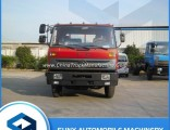 Africa Used 10 Wheeler Dongfeng 10 Ton Flatbed Transport Truck