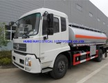 China Best Price Dongfeng 4X2 Fuel Tank Truck 15000L