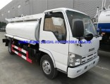 China Isuzu 4X2 Mini Fuel Tank Tanker Truck 5cbm with Good Price
