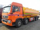 Best Price China Sinotruk Cnhtc HOWO 10X4 Fuel Tank Tanker Truck 35000L