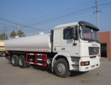 Hot Shacman 6X4 20000 Liters Water Transport Truck