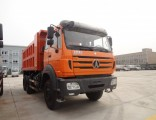 Promotion North Benz 6X4 Middle Lifting 25 Tons Dump Truck