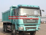China Shacman F3000 6X4 Dump Tipper Vehicle Truck 340HP