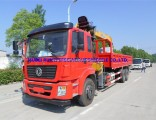 Hot Sale China Dongfeng 6X4 Truck Mounted with Crane 12tons