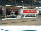 10, 000L LPG Cylinder Filling Plant 10cbm LPG Filling Station for Sale