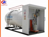 20m3 LPG Skid Station for 10tone Autogas Filling Plant