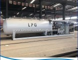 Factory Customized Sales 20, 000L LPG Skid Station LPG Refilling Plant for Nigeria