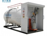 20tons Liquefied Petroleum LPG Gas Filling Station