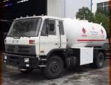 Promotional LPG Bobtail 5ton Propane Gas Tank Truck 10cbm Liquified Petroleum Gas Truck