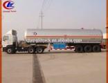 60cbm LPG Transport Trailer 59.52cbm LPG Semi Trailer