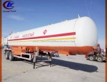 2 Axle 40000L 20tons LPG Transport Tank Trailer for Mongolia