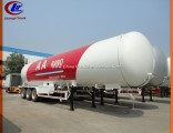 Heavy Duty 60cbm LPG Cooking Gas Transport Tank 30mt for Sale