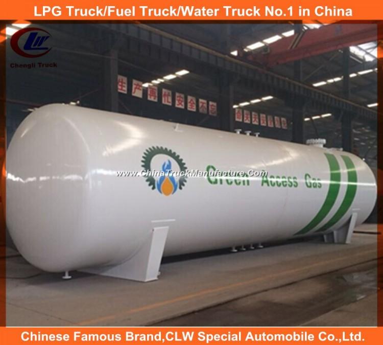 80, 000 Liters LPG Storage Gas Tanker 40mt for Sale