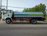 10 Wheeler 15000L Water Transport Sprinkler Tank Truck