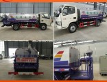 Dongfeng 4X2 Water Tank Truck Water Spraying Truck