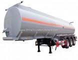 20 Cbm Reservoir Chimiques Semi-Remorque Tank Trailer