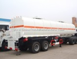 Brand 2 Axle 30cbm Bitumen Tank Trailer for Sale