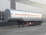 China 3 Axle 50cbm Asphalt Transport Tank Trailer for Sale