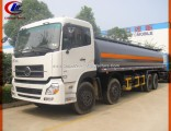 25m3 Dongfeng Chemical Liquid Tank Truck for Sulfuric Acid Delivery
