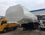 3 Axle Fuel Tanker Crude Oil Transportation Semi-Trailer